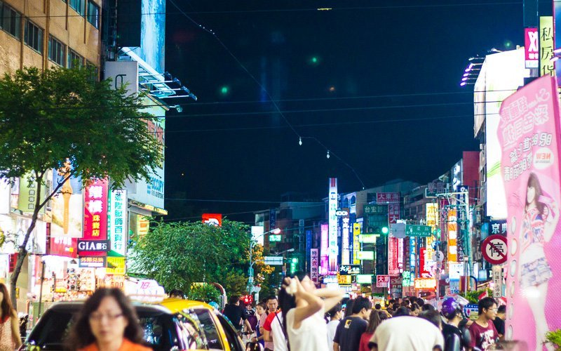 Accommodation tips for solo traveler - near night market