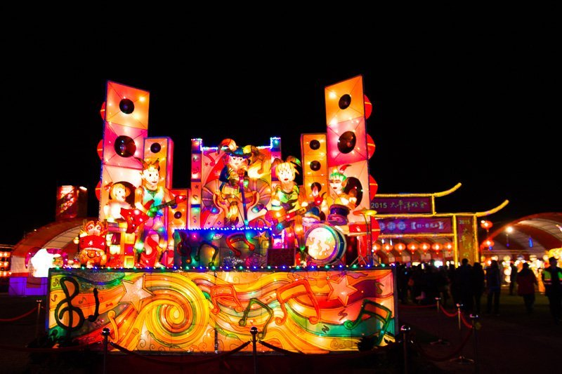 hua lien light festival (1)