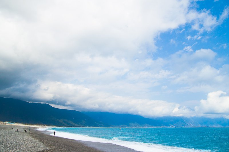 Ci Xing Tan, Pebble Beach, Hualien, Taiwan
