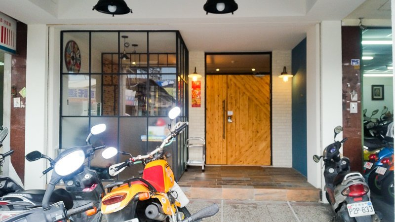 Mini Voyage Hualien Taiwan Hostel review