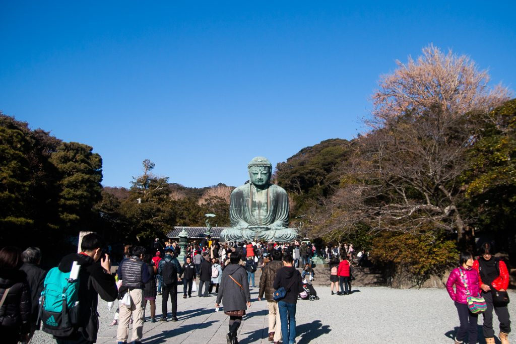 Great Buddha of Kamakura, Kotoku-in