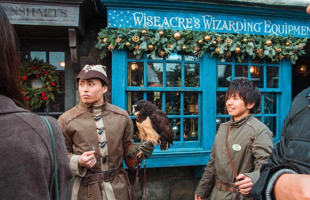 Wizarding World of Harry Potter - Universal Studios Japan (USJ) - Osaka