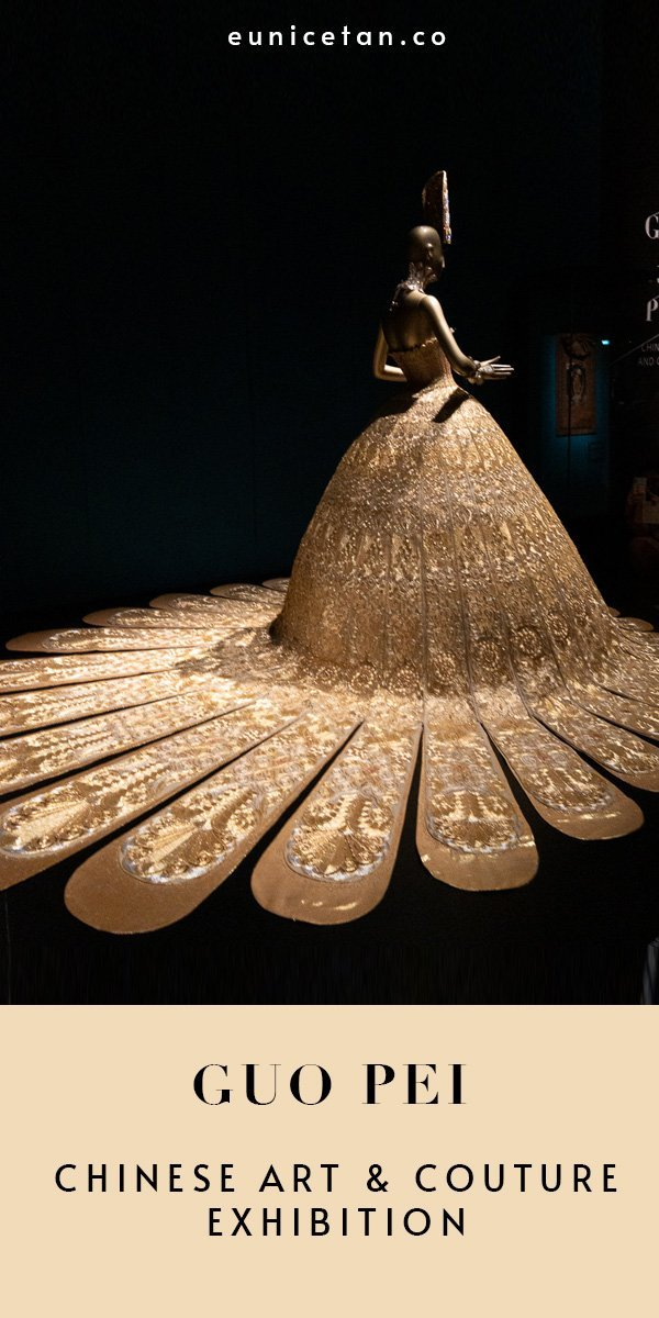 An experience of Guo Pei's Chinese Art & Couture Exhibition