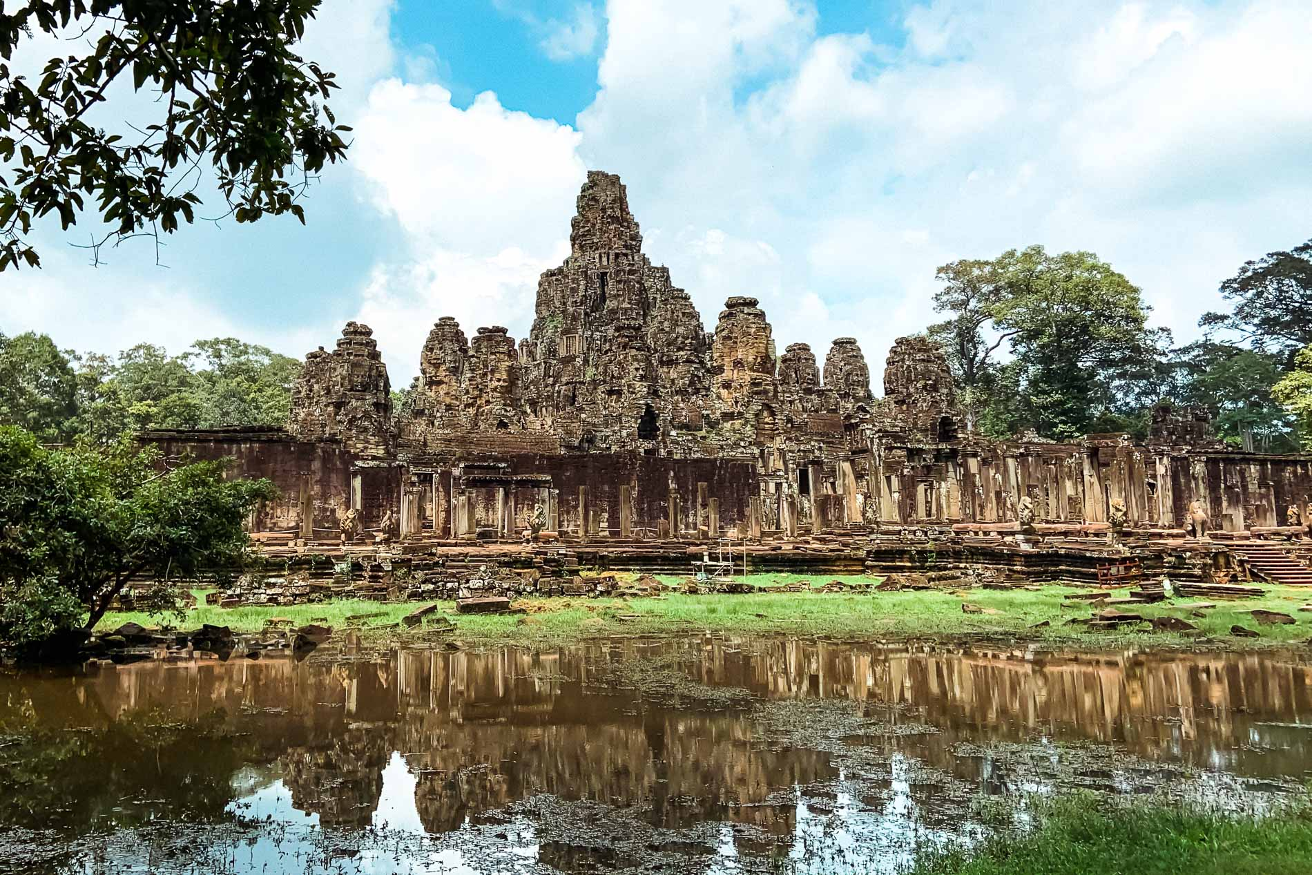 Bayon - Temple of Smiling Faces